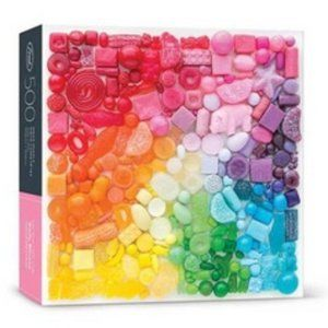 NEW & Sealed Candy Spectrum 1000 Piece Puzzle